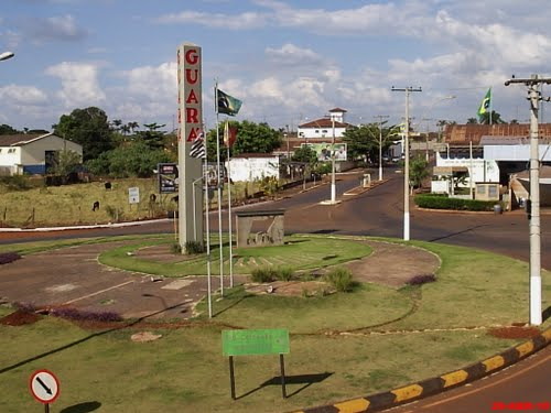 Guará São Paulo fonte: br.distanciacidades.net