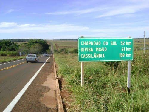 Paraíso das Águas Mato Grosso do Sul fonte: br.distanciacidades.net