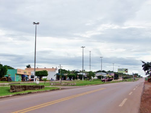 Itaúba Mato Grosso fonte: br.distanciacidades.net