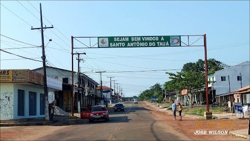 Santo Antônio do Tauá Pará fonte: br.distanciacidades.net