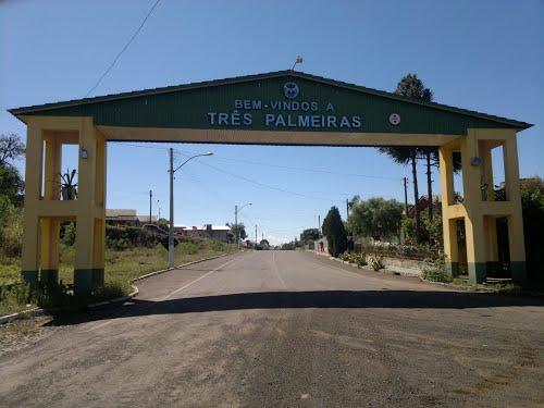 Três Palmeiras Rio Grande do Sul fonte: br.distanciacidades.net